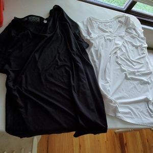 ☆SET OF 2☆ Workout dri fit tee shirts